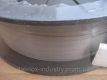 Мягкая нержавеющая проволока AISI304 0,4 мм, фото 2
