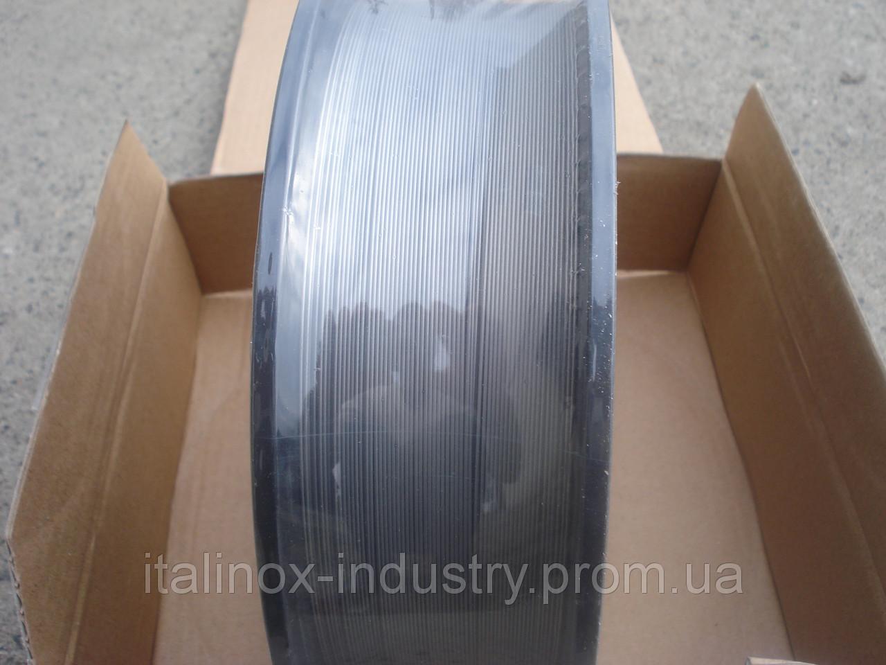 Нержавеющая проволока на катушках 0,45 мм