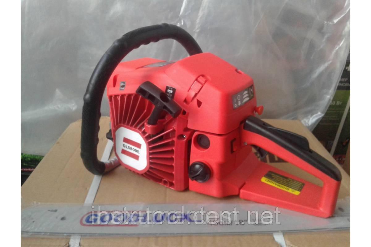 Бензопила Goodluck 5800Е металл праймер (1 шина/1 цепь)