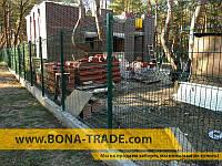 Панельные ограждения для домов