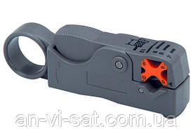 Стриппер для коаксиального кабеля RG-6, RG-58, RG59, RG-8X