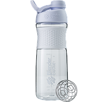 Спортивная бутылка-шейкер BlenderBottle SportMixer Twist 820ml White (ORIGINAL), фото 1