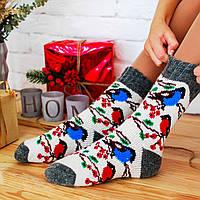 Підросткові шерстяні шкарпетки (33-35 розмір), фото 1