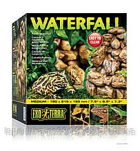Водопад-поилка Exo Terra Pebble Waterfalls для рептилий 19х21,5х18,5 см