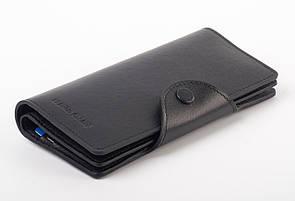 Универсальный женский кожаный кошелёк (портмоне) FC-2101-L1.