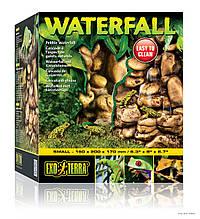 Водопад-поилка Exo Terra Pebble Waterfalls для рептилий 25,5х27х27 см