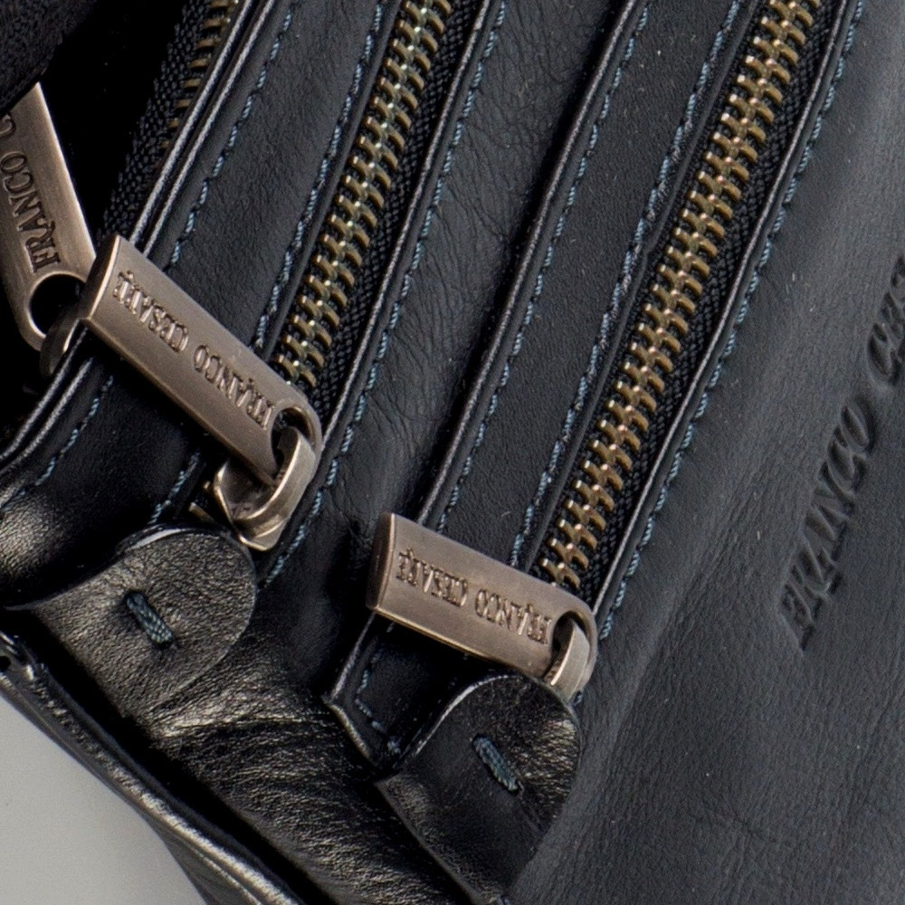 d9e042df462b Черная кожаная наплечная сумка FC-0311-L1, цена 2 910 грн., купить в  Николаеве — Prom.ua (ID#363217412)
