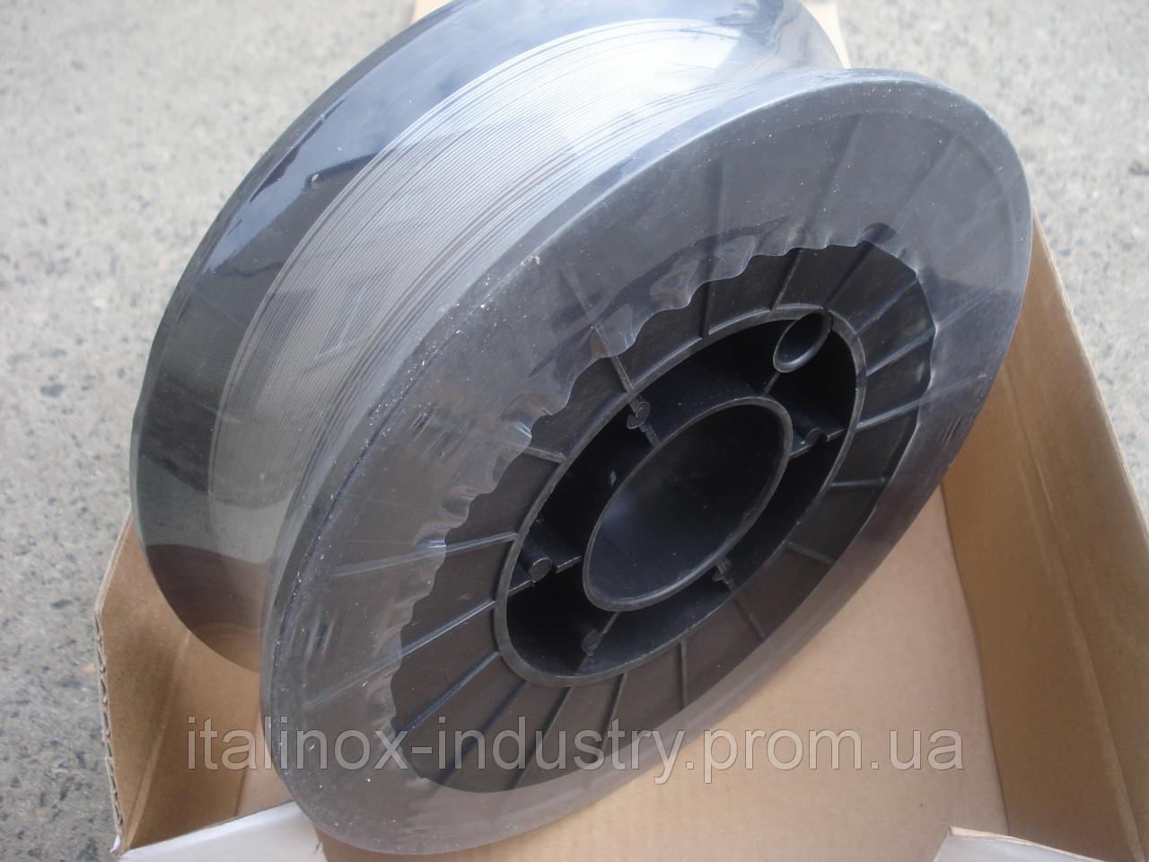 Проволока из нержавеющей стали 08Х18Н10 0,5 мм