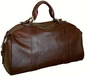 Стильная дорожная сумка из натуральной кожи   FC-0810-L2