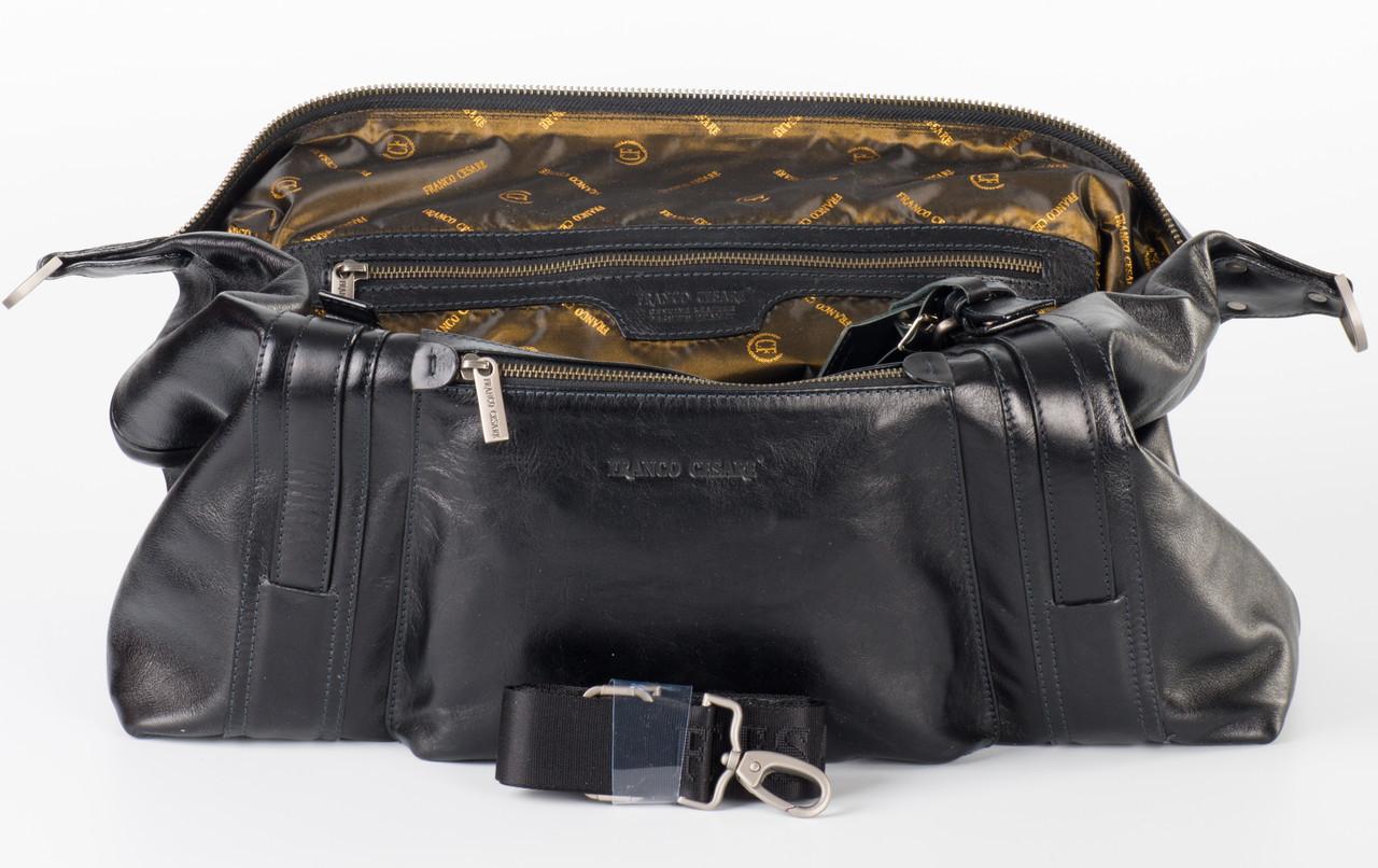 6b8d3cf503d8 Кожаная вместительная дорожная сумка FC-0811-L2, цена 9 460 грн., купить в  Николаеве — Prom.ua (ID#367315821)