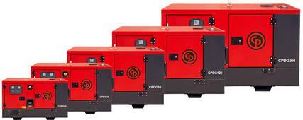 Дизельні генератори CPDG від 9 до 900 кВт