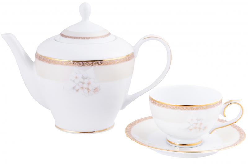 Сервиз чайный Betta DPL Mira 6/17 6225