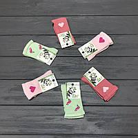 Детские бамбуковые носки для девочек оптом Размер 4-5 лет