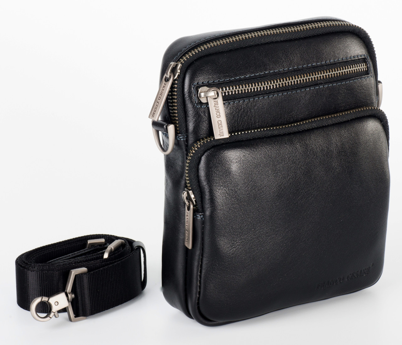 80b13190cb45 Кожаная сумка от Franco Cesare FC-0359-L1, цена 2 800 грн., купить в ...