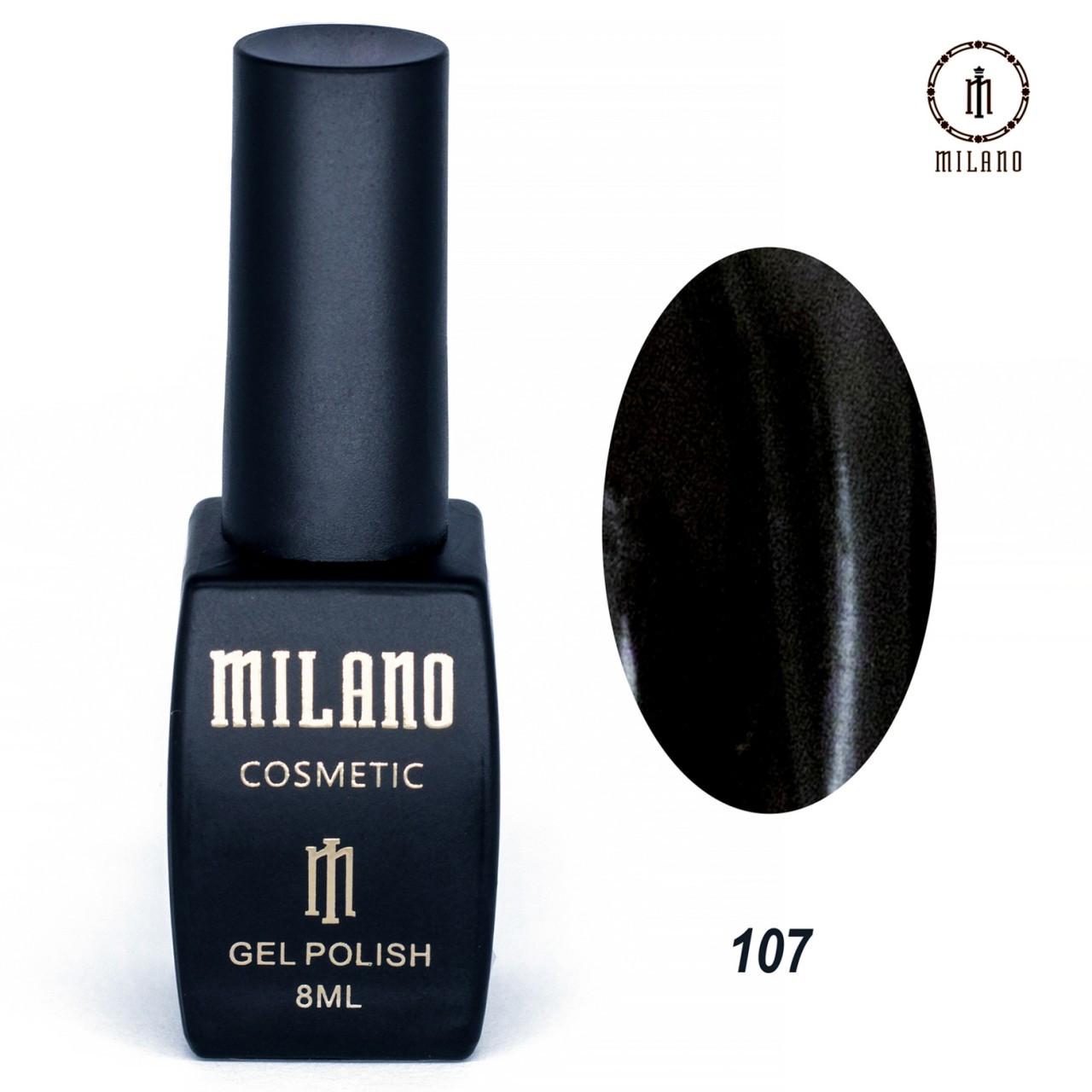 "Гель лак ""Milano"" 107"