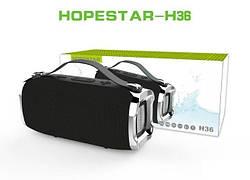 Портативная Bluetooth колонка HOPESTAR H36