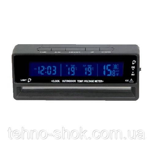 Часы автомобильные VST 7010V бортовой компьютер