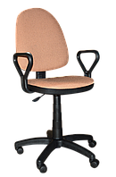 Кресло офисное Prestige GTP NEW C-4 обивка ткань бежевый