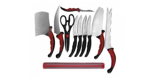 Ножи, ножницы, точилки, овощерезки