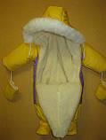 Зимние комбинезоны на овчине, конверты, фото 5