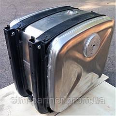 Бак гидравлический (гидробак) бокового крепления, алюминиевый