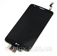 Дисплей (экран) для LG D802 G2/D805 + тачскрин, черный, 20 pin