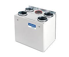 Енергоефективна та низькошумна вентиляційна установка з роторним рекуператором Domekt R 400 V