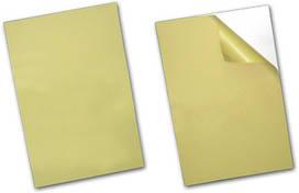 Бумага самоклеющаяся PVC 0.3 мм (23x23 см) White