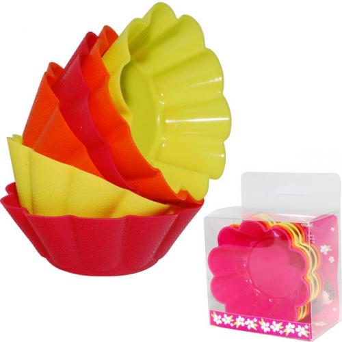 Набор форм для выпечки кексов