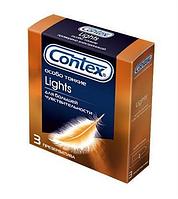 Презервативы Contex Light (Контекс Лайт) 1 блок 12 пачек по 3 штуки.