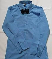 Детская рубашка для мальчика 140, 146, 152, 158, 164р