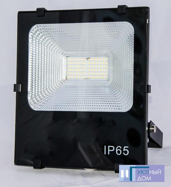 Низковольтный LED прожектор 10W 127V 6500K