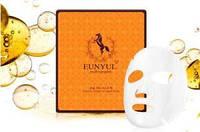 Тканевая маска омолаживающая с лошадиным жиром EUNYUL Horse Oil Mask Pack - 30 мл