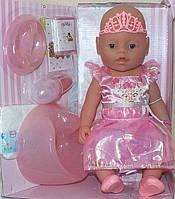 Интерактивный пупс Baby Born с аксессуарами 8006-22