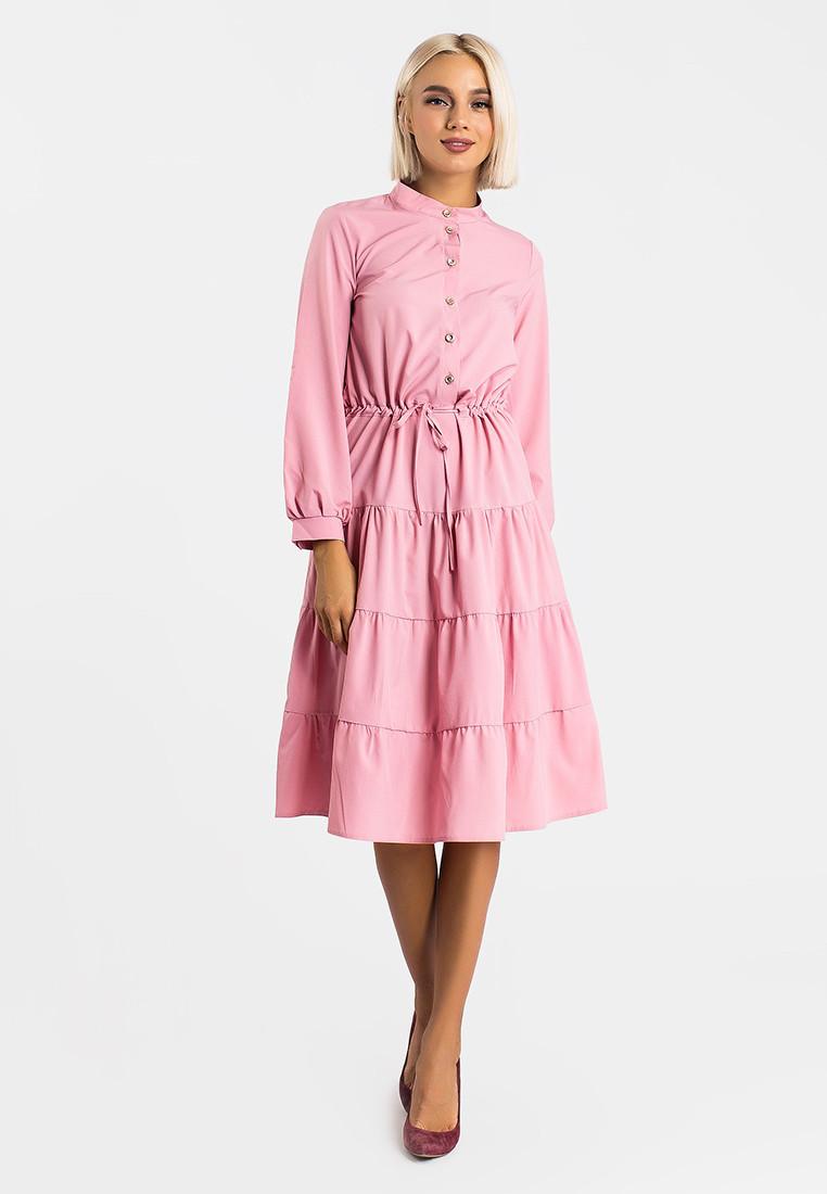 Платье LiLove 422-1  44 розовый