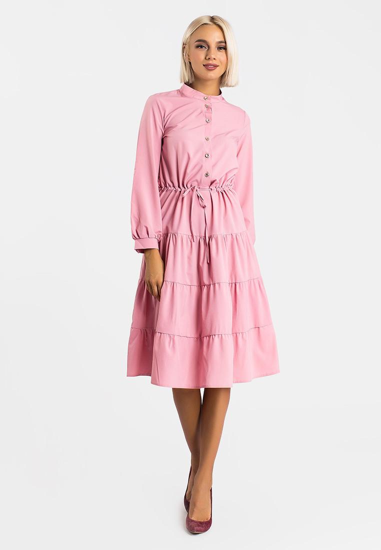 Платье LiLove 422-1  46 розовый