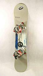 Сноуборд Duotone Grand Style 156см + кріплення (s-701)