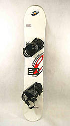 Сноуборд Elan Parabolic 155см + кріплення (s-702)