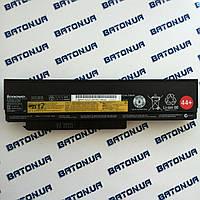 Аккумуляторная батарея для ноутбука Lenovo ThinkPad X220 / X230 / X220i / X230i Li-ion 63Wh (44+), 2.5 часа +