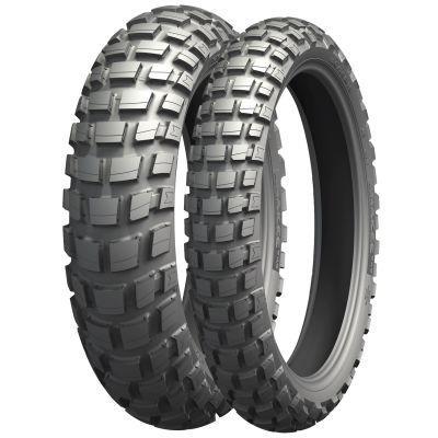 Мотопокрышка Michelin Anakee Wild 110/80R19 59R