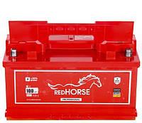 Автомобильный аккумулятор Red Horse 6СТ-100 АзE Professional