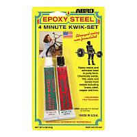 ABRO 4 мин эпоксидный клей для металла 14,2гр