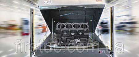 Застосування мийних машин при ремонті двигуна внутрішнього згоряння ДВЗ