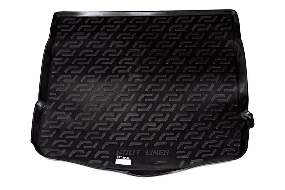 Коврик в багажник для Opel Insignia SD (08-13) полиуретановый 111070201
