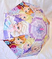 Детский силиконовый зонт для девочек