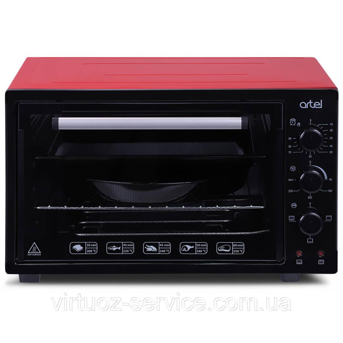Электрическая духовка Artel MD 3612 E Red