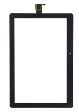 Тачскрин для Lenovo A10-30 Tab 2 10.1/A1030L/X30L/X30F, черный Оригинал
