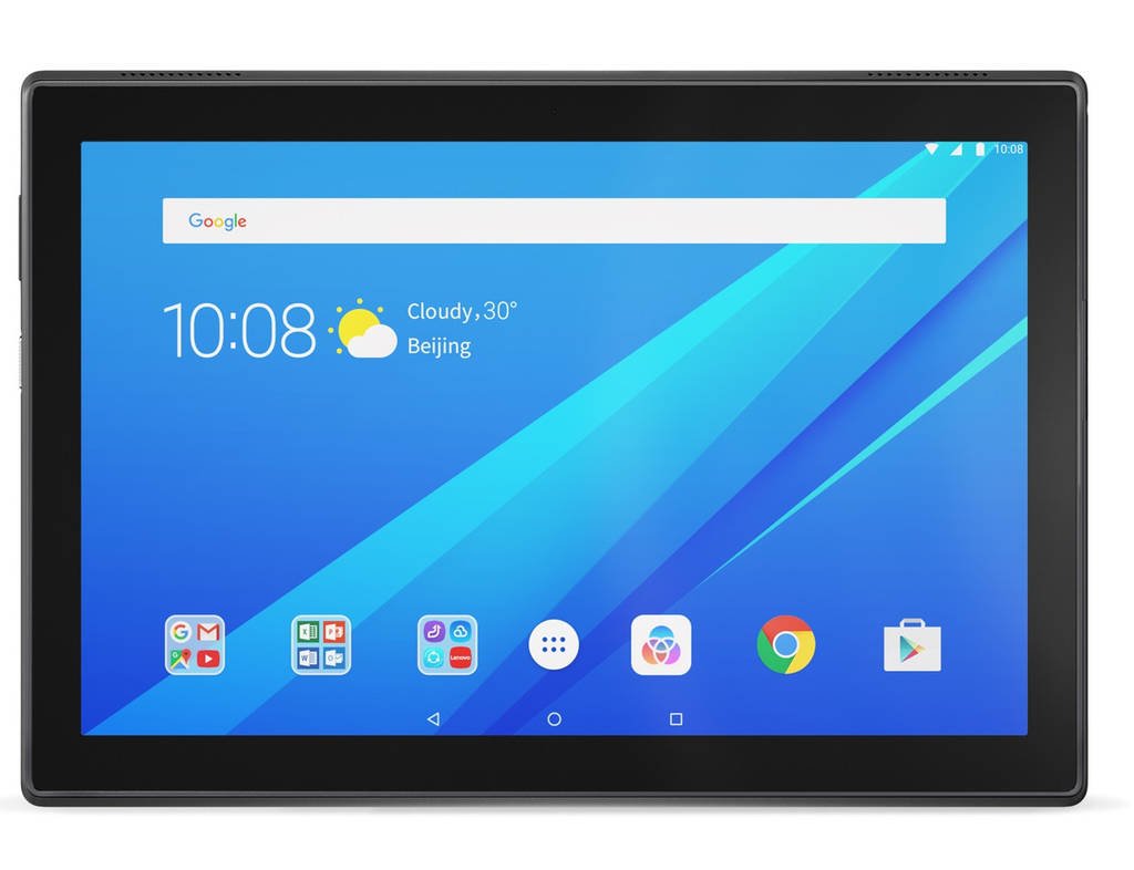 Планшетный ПК Lenovo Tab4 X304L 10 4G 16GB Dual Sim Slate Black (ZA2K0054UA)