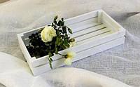 Ящики для квітів з дерева, фото 1