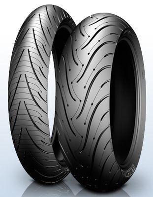 Мотопокрышка Michelin Pilot Road 3 110/80ZR18 (58W)